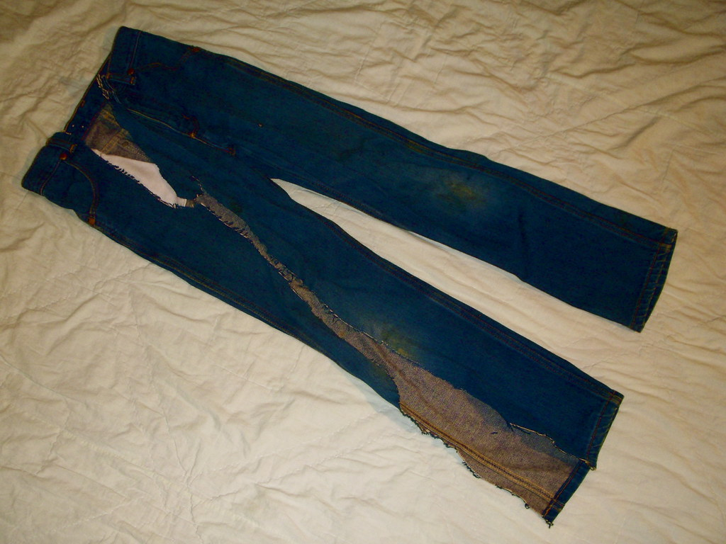 1982 Hayride Accident Pants My Seventh Grade Year At A
