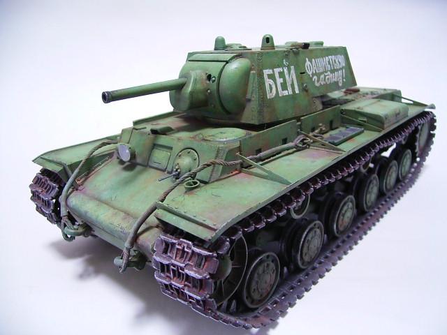 kv 1 model 1941 weld turret kv 1 heavy tank was virtually flickr. Black Bedroom Furniture Sets. Home Design Ideas