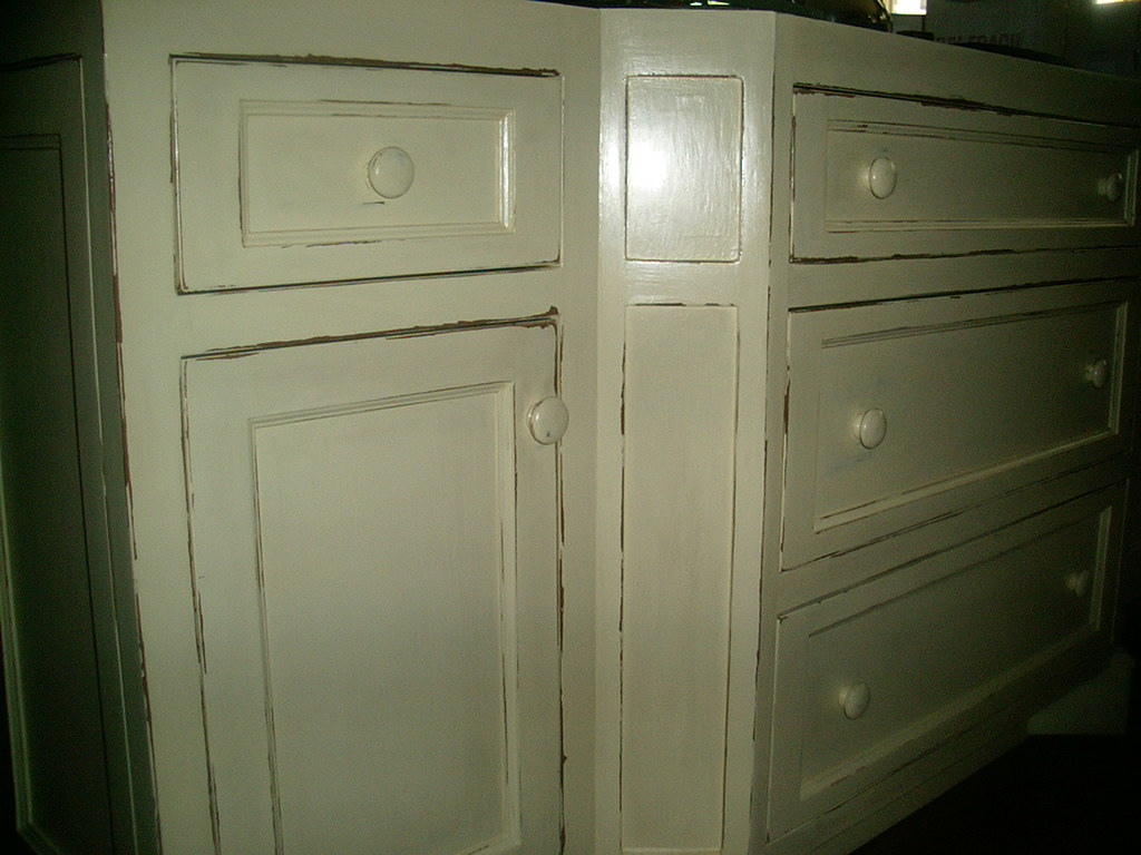 Distressed Kitchen Cabinets Shaker Style Kitchen Cabinet