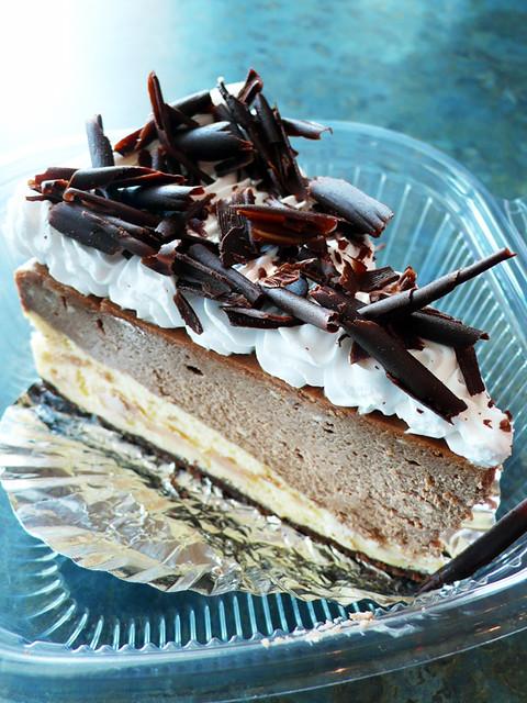 Chocolate Coconut Layer Cake Recipe
