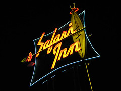 Safari Inn - Burbank, California | by Vintage Roadside