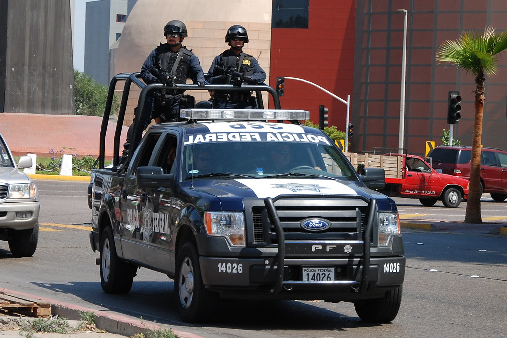 MEXICAN FEDERAL POLICE (POLICIA FEDERAL)