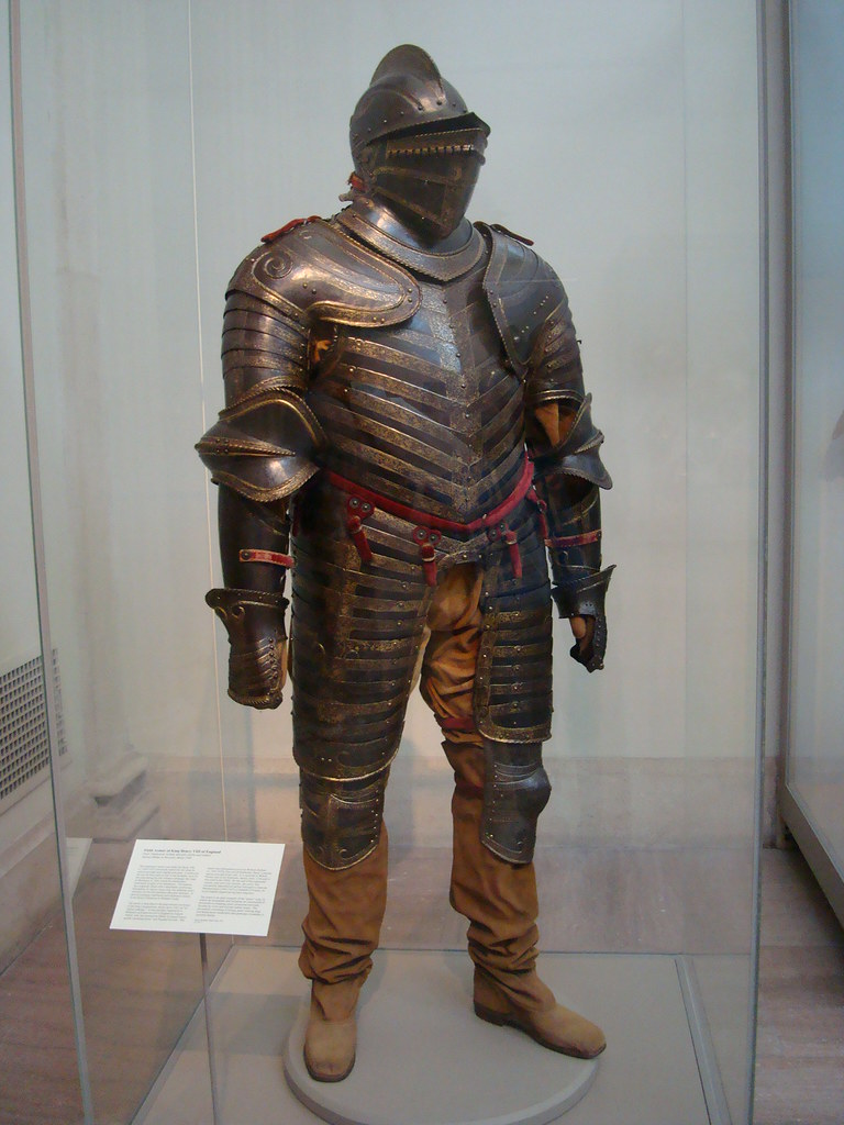 Medieval Armor | Armor seen at The Metropolitan Museum of ... Medieval Knights Armor