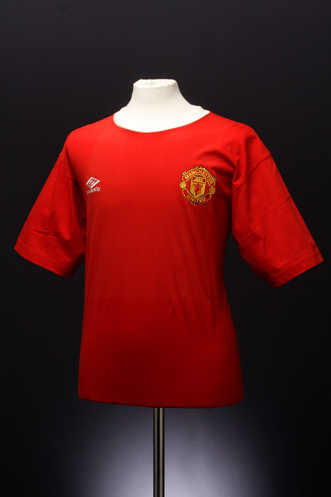 Manchester United T Shirt 1998 This Football Shirt Is
