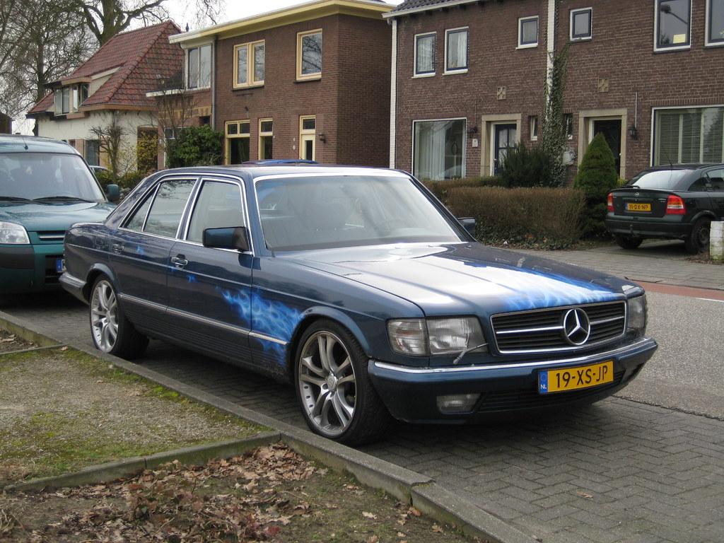 Mercedes benz w126 500se regtur flickr for Mercedes benz 500se