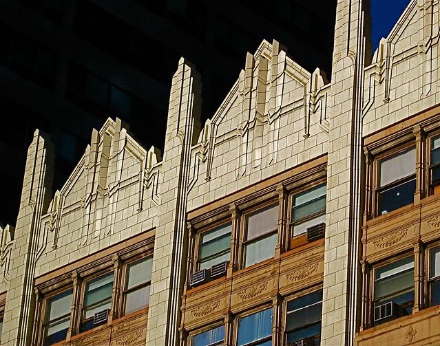 Definitely Art Deco Style Building Facade  Flickr  Photo