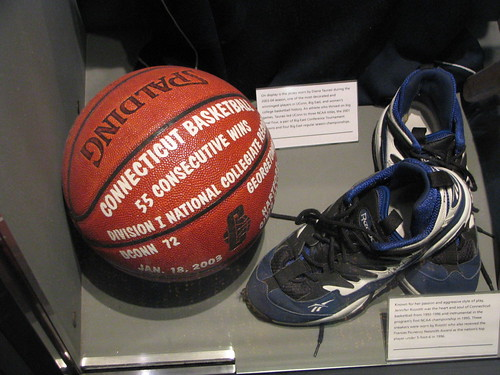 55 Wins Ball and Sue's Sneakers | by kkfea