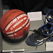 55 Wins Ball and Sue's Sneakers