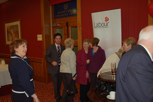 Labour Reception in the Regency | by The Labour Party
