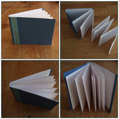 Accordion Book I Am Learning To Make Paper Books Here
