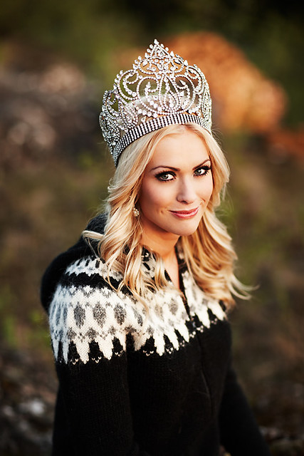 Miss Iceland  This Is Miss Iceland 2008, Alexandra Helga -9057