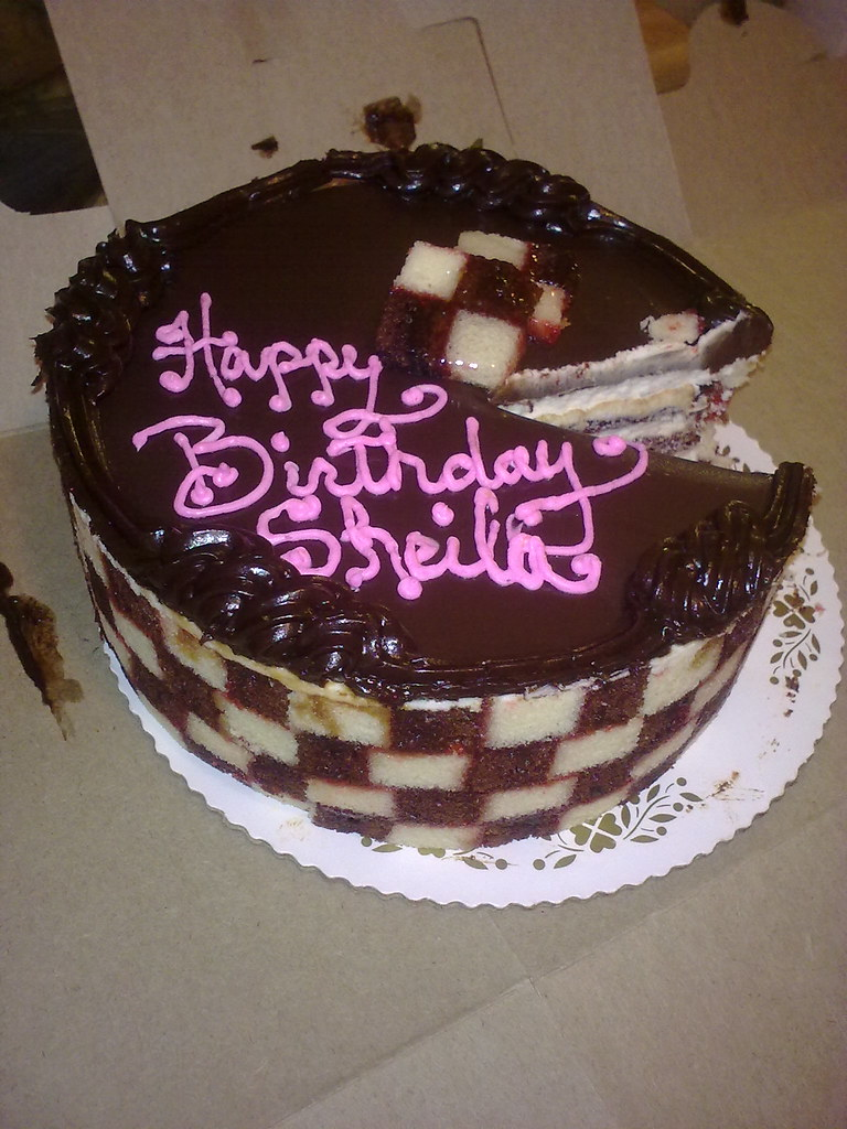 Happy Birthday Cake Message