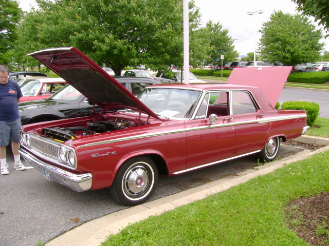 1965 Dodge Coronet 440 Beautifully Restored 4 Door