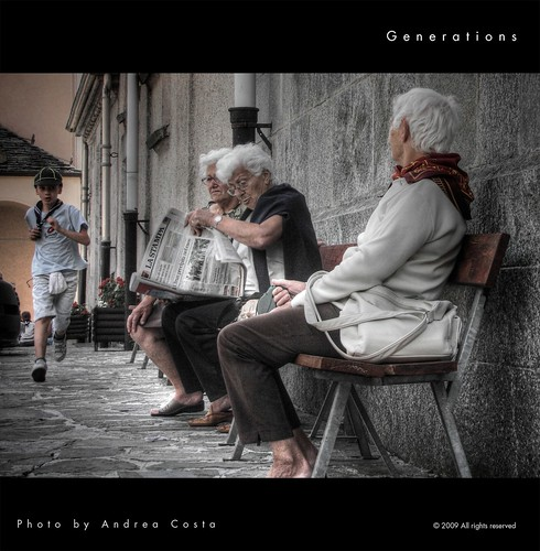 Generations | by Andrea Costa Creative