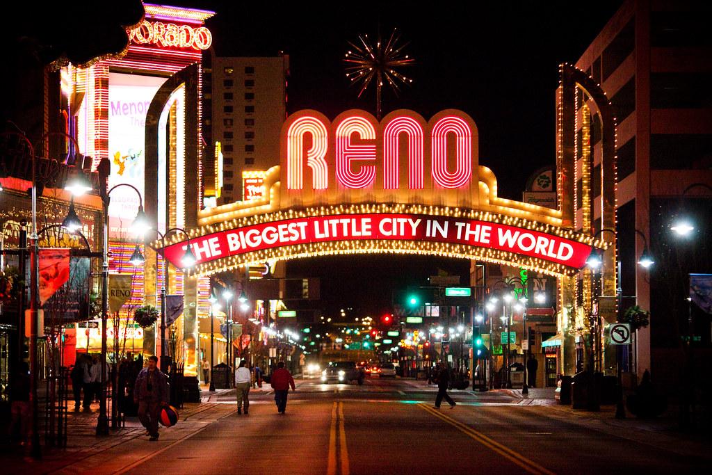 Reno Nevada Sonnenstunden pro Jahr