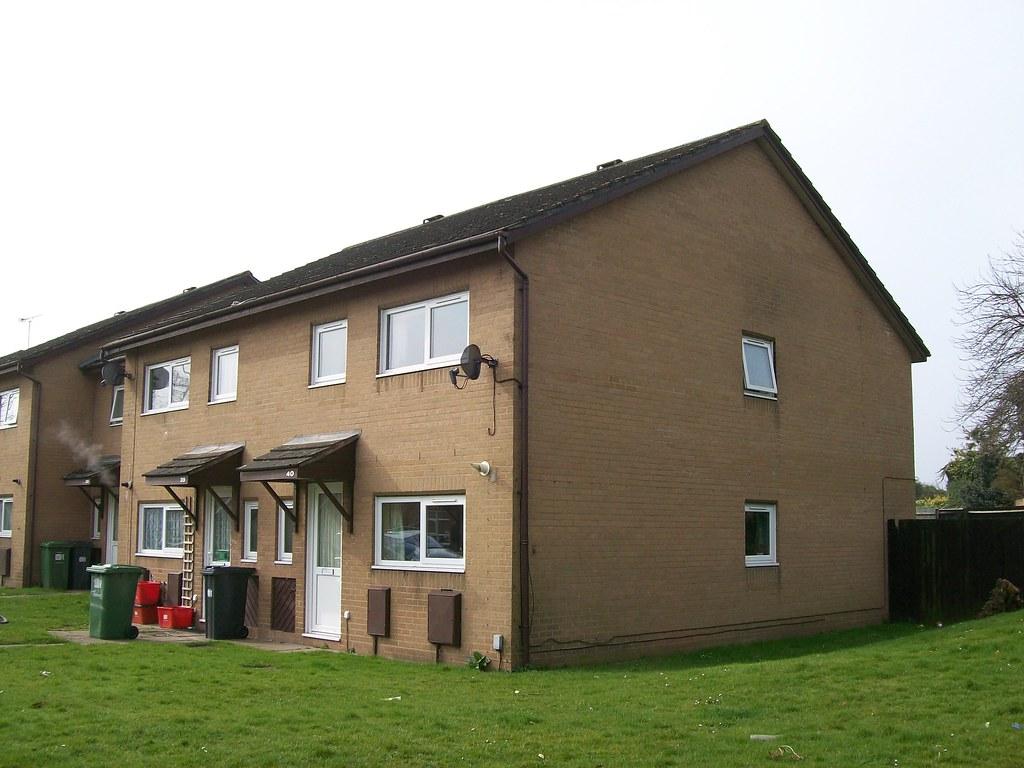 Goodfellow street leamington spa a row of houses in for Modern homes leamington