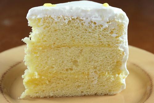 Food Chiffon Cake