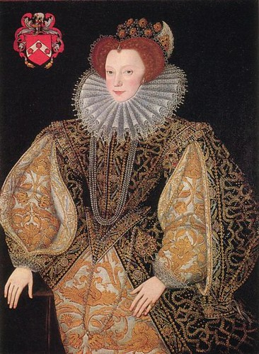 an overview of womens fashion in elizabethan england