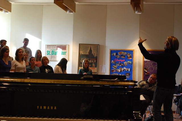 St Olaf Choir  Tour Program