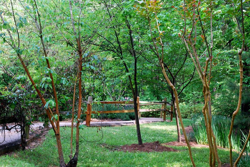 Dayna Ronnie Sawyer Memorial Prayer Garden The Gardens O Flickr