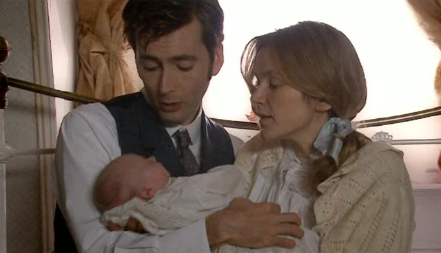 David Tennant with Jessica Hynes in Doctor Who | Lisby ... Jessica Hynes Doctor Who