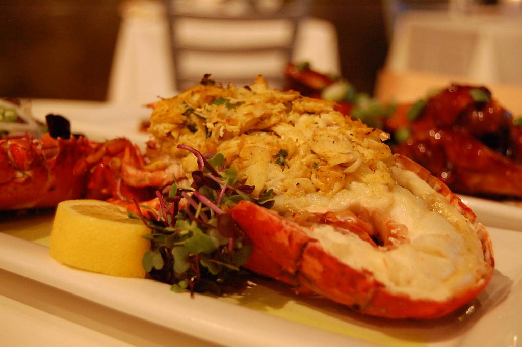 Crab Cake Stuffed Salmon Recipe