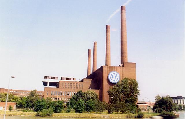 wolfsburg volkswagen factory volkswagens main factory  flickr