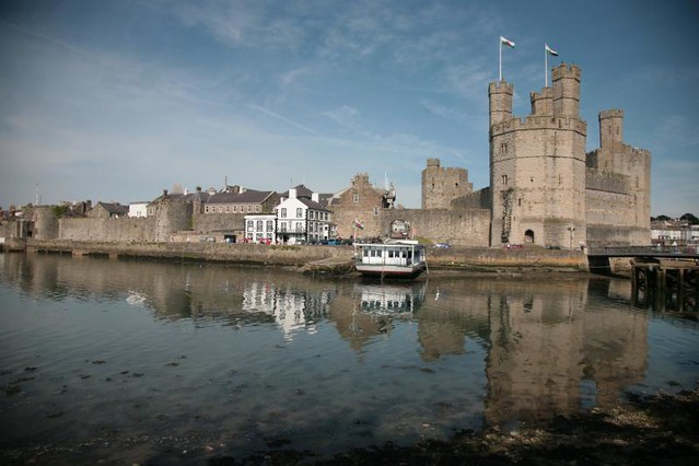 Caernarfon United Kingdom  city photos : Caernarfon Castle , Caernarfon, north Wales, United Kingdom. | Flickr ...