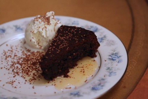 Orange Flourless Cake Recipe For  People