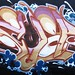 Coler - Houston Graffiti- ToC Bar Wall