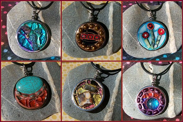 Mosaic pendants each one is the size of a pocket watch hu flickr mosaic pendants by sucra88 mosaic pendants by sucra88 aloadofball Choice Image