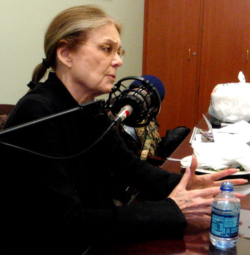 Gloria Steinem | by WNPR - Connecticut Public Radio