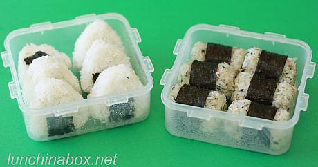 Onigiri rice balls | by Biggie*