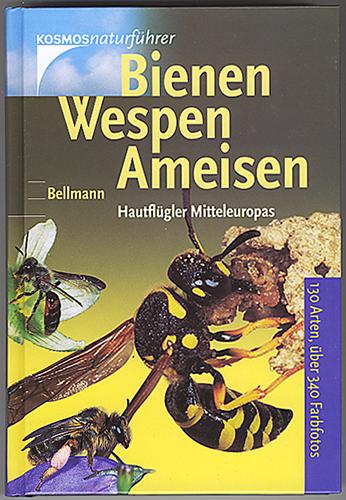 bellmann bienen wespen ameisen 2005 2 auflage ngid. Black Bedroom Furniture Sets. Home Design Ideas