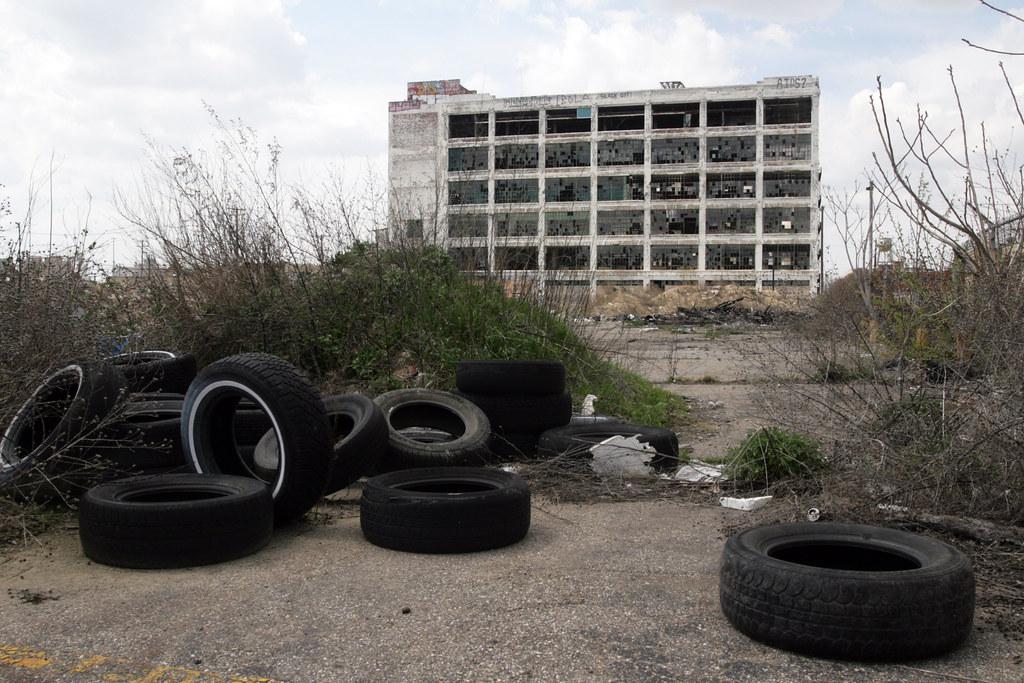 Fisher Body Plant 21 | Vacant since 1984. Detroit, MI April … | Aint No Joke | Flickr