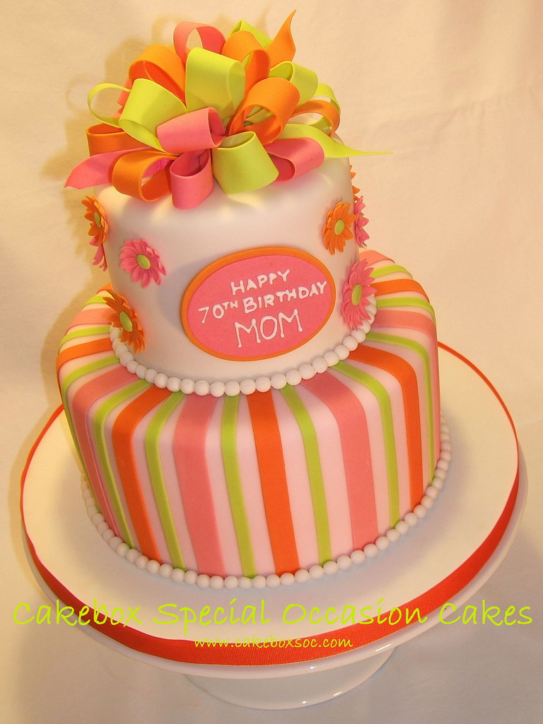 Unique Birthday Cakes For Moms