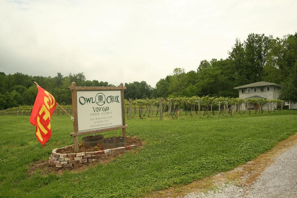 Owl creek vineyard owl creek vineyard is a member of the for Owl creek