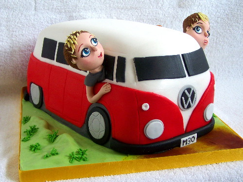 Vw Campervan Left For A Lady Who S Partners Going To Be