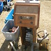 Wooden Radio getting a Tan