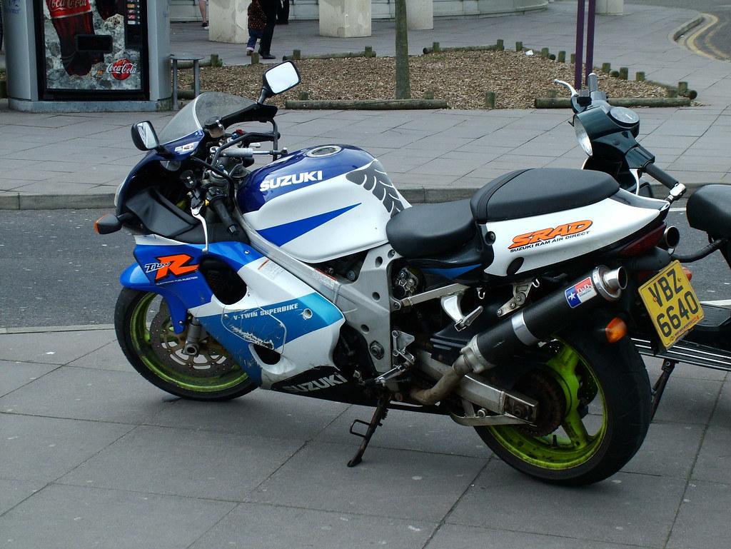 Suzuki Mmotorcycle