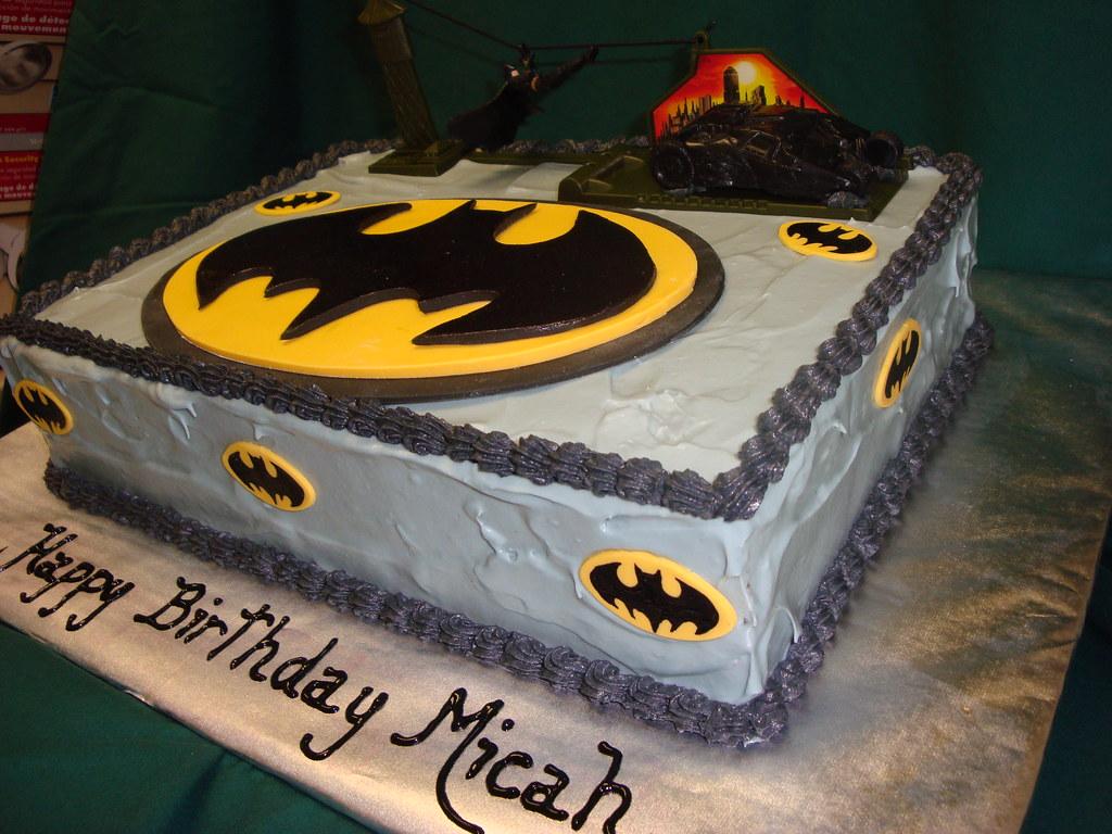 Batman Cake Batman Cake Made With Red Velvet And Cream