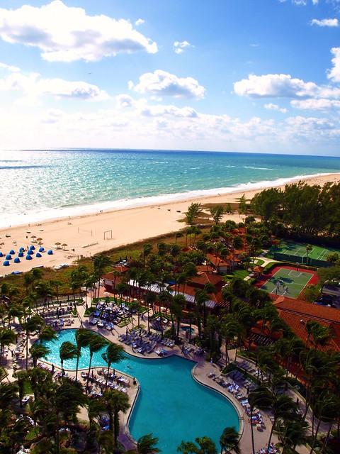 Fort Lauderdale Marriott Pompano Beach Resort And Spa Pompano Beach
