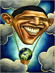 Barack Obama, Save Our Planet