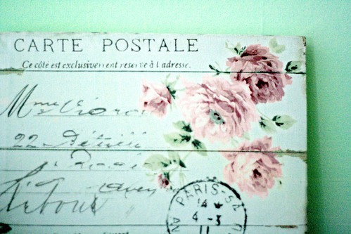 Postcard From Paris | by Meadow♥Girl