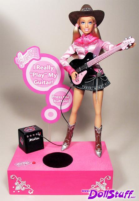 i can be a cool musician barbie u00ae doll