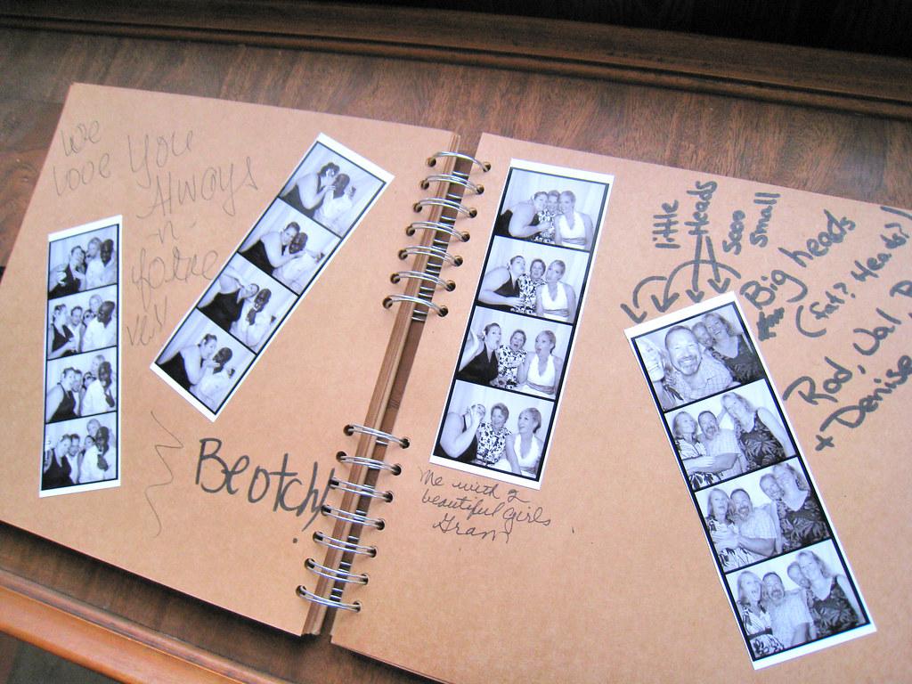 Wedding Guest Book Decoration Ideas