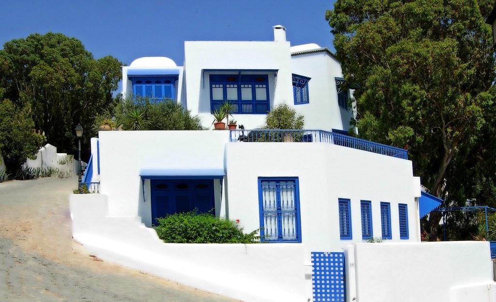 Hotel La Villa Bleue Sidi Bou Said