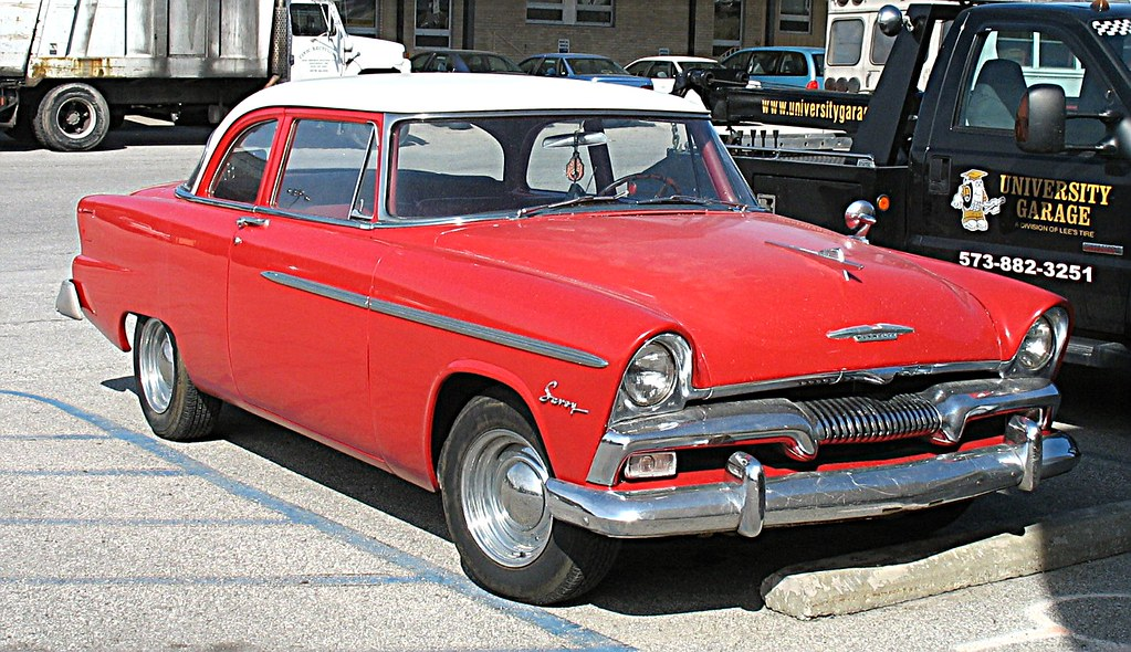 1955 Plymouth Savoy My Parents Had A Plymouth Savoy When