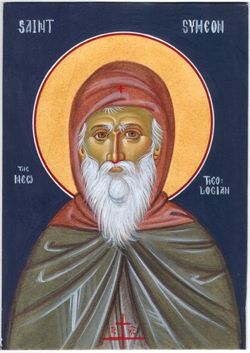 Symeon the New Theologian St Symeon the New Theologian Flickr Photo Sharing