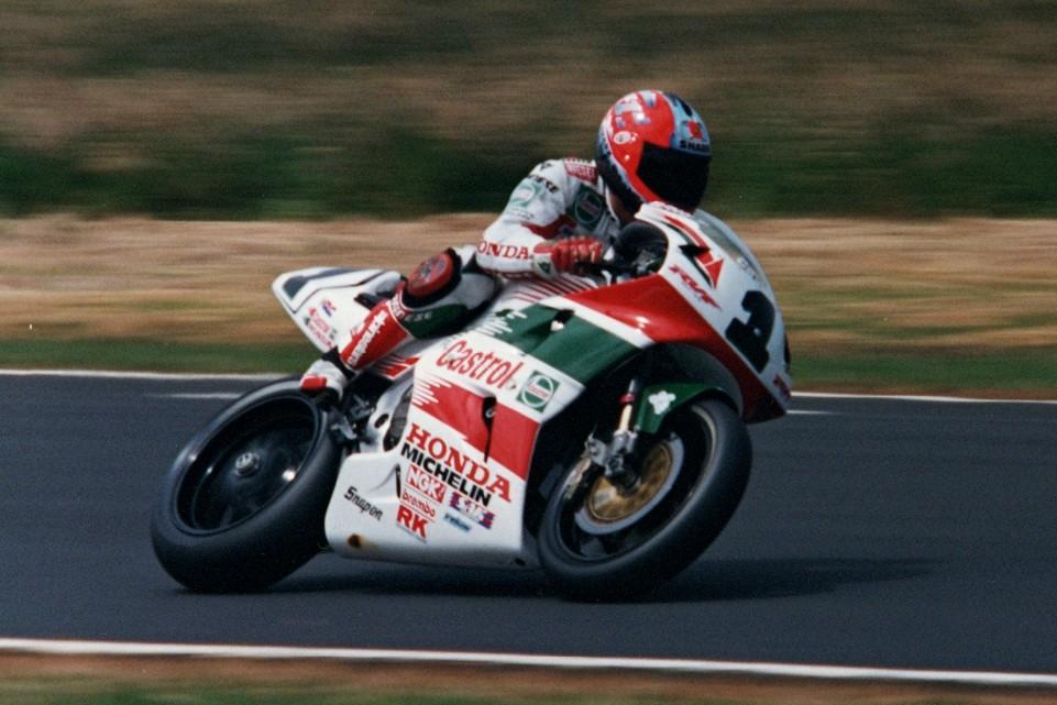 Carl Fogarty Carl Fogarty Castrol Honda Rc45 Wsbk